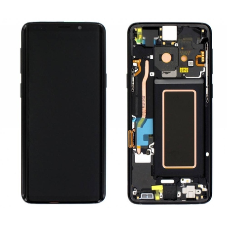 Galaxy S9 Display Black