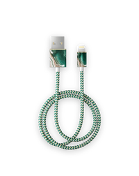 iDeal Of Sweden Fashion Cable Golden Jade Marble (2m)