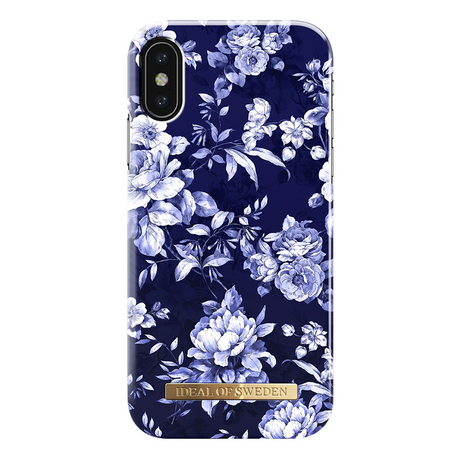 iDeal Of Sweden Sailor Blue Bloom iPhone XS Max