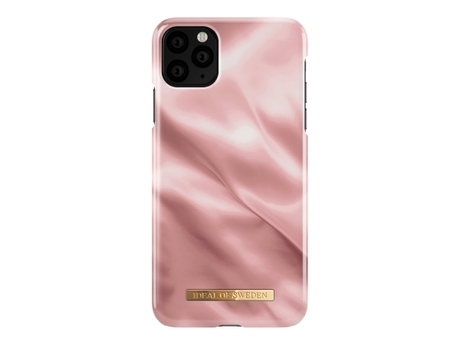 iDeal Of Sweden Case Max Rose Satin iPhone XS Max/11 Pro Max