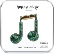 Happy Plugs Earbud Plus Peacock