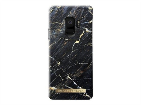 iDeal Of Sweden Fashion Case Samsung Galaxy S9 Plus Port Laurent Marble