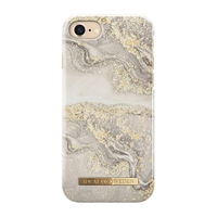 IDEAL OF SWEDEN FASHION CASE SPARKLE GREIGE MARBLE IPHONE 6/6S/7/8/SE